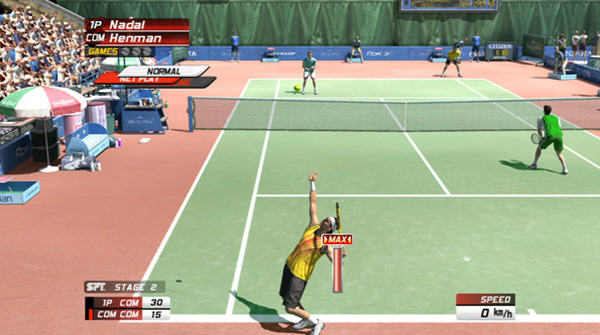虚拟网球4截图1