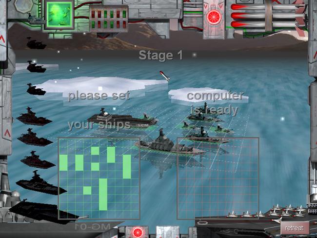 3D海战棋(haizhanqi)绿色硬盘版截图1