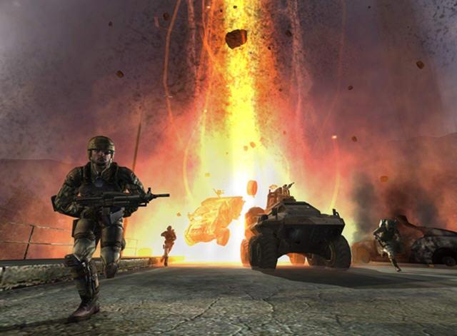 深入敌后:雷神战争截图6