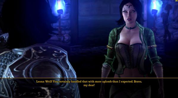 地牢围攻3(Dungeon Siege III)DEMO完整破解版截图0