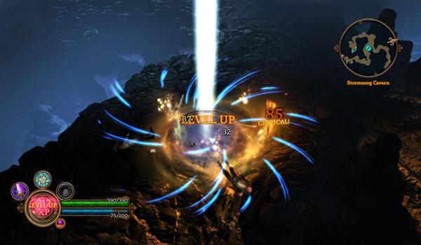 地牢围攻3(Dungeon Siege III)DEMO完整破解版截图1