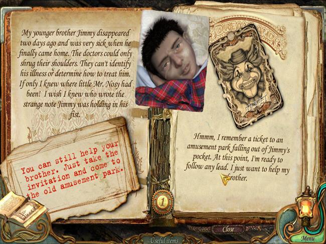 梦境游乐园英文版下载|隐藏类冒险解谜游戏|(d