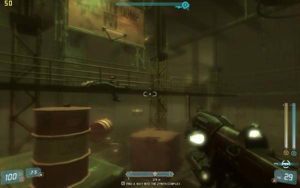 蝎子:毁容截图0