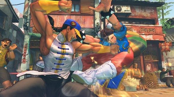 超级街霸4:街机版截图3
