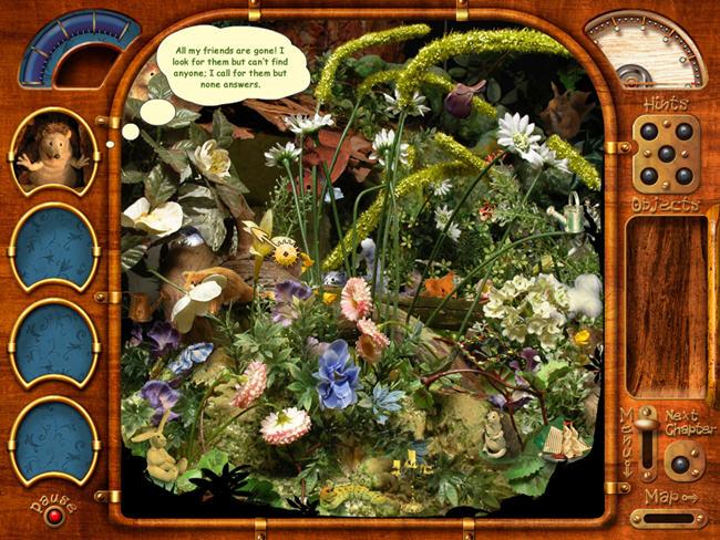童话失踪新娘和宝藏(The Tale of The Lost Bride and A Hidden Treasure)绿色硬盘版截图1