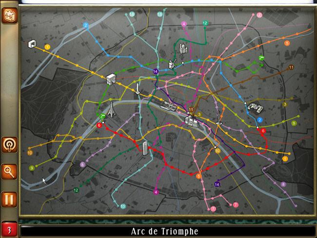 吸血鬼浪漫巴黎故事(Vampire)绿色硬盘版截图2