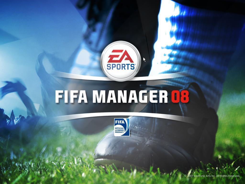 FIFA足球经理2008截图4