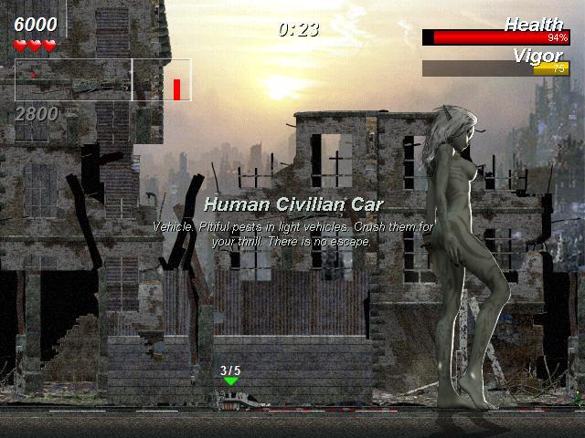 巨人美少女3(RogueGun3)完美硬盘版截图0
