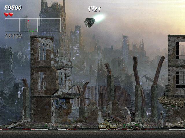 巨人美少女3(RogueGun3)完美硬盘版截图1