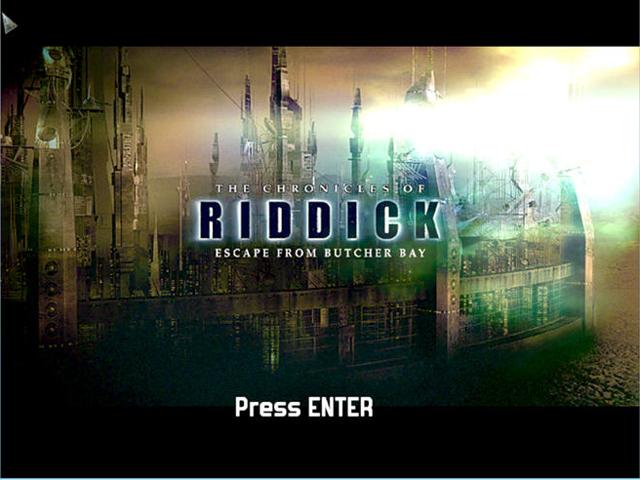 超世纪战警:逃离屠夫湾(The Chronicles of Riddick Escape From Butcher Bay )免安装版截图1