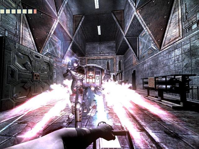 超世纪战警:逃离屠夫湾(The Chronicles of Riddick Escape From Butcher Bay )免安装版截图2