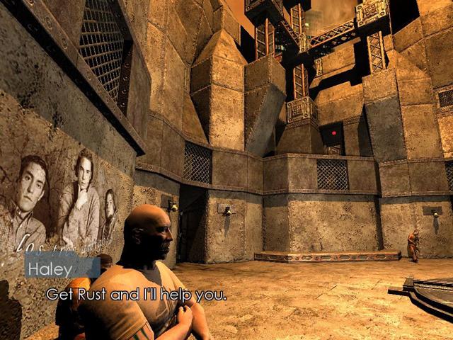 超世纪战警:逃离屠夫湾(The Chronicles of Riddick Escape From Butcher Bay )免安装版截图3