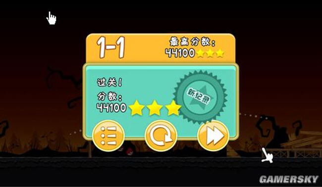 愤怒的小鸟:四季版(Angry Birds Seasons)电脑版截图3