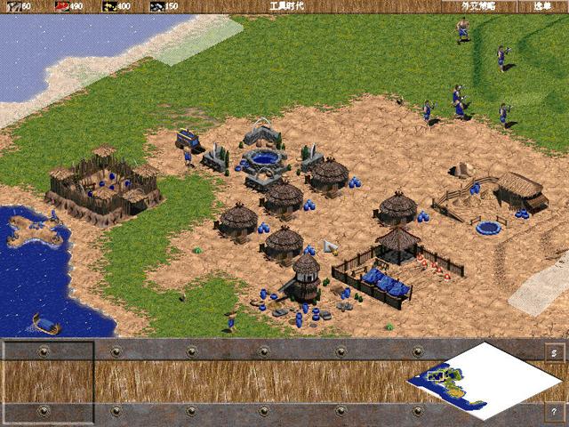 帝国时代:罗马复兴(Age of Empires: The Rise of Rome)免安装完美版截图2