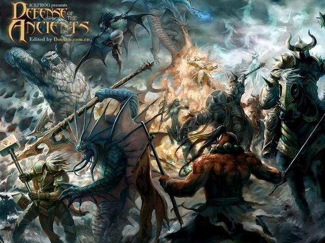 魔兽争霸3冰封王座截图1