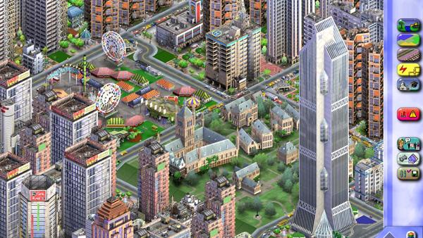 模拟城市3000简体中文版截图2