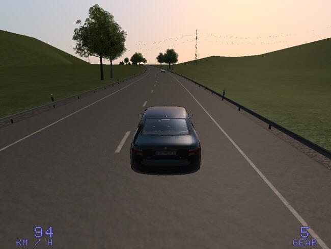 模拟驾驶2011(Driving Simulator 2011)完整硬盘版截图0