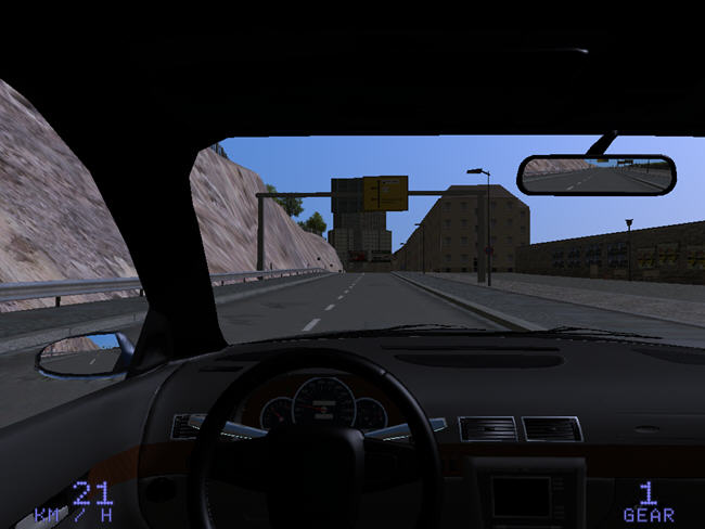模拟驾驶2011(Driving Simulator 2011)完整硬盘版截图1