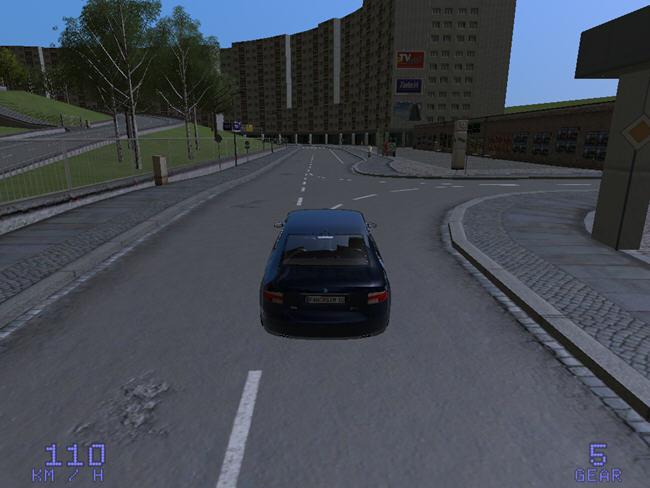 模拟驾驶2011(Driving Simulator 2011)完整硬盘版截图2