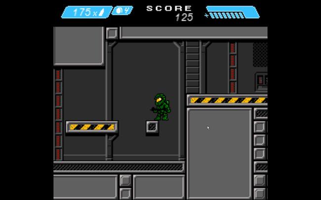 像素力量光环(Halo)绿色硬盘版截图1