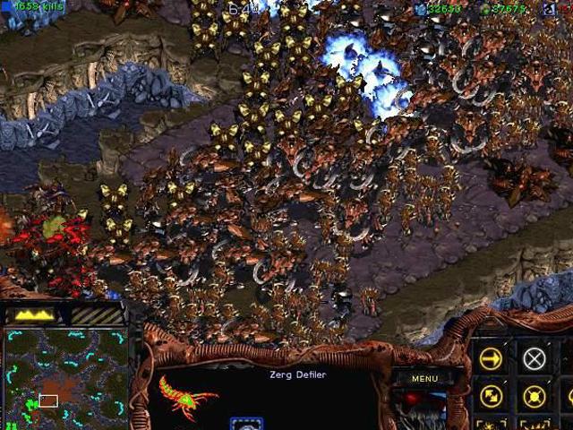 星际争霸1.07(StarCraft)1.07硬盘版截图2