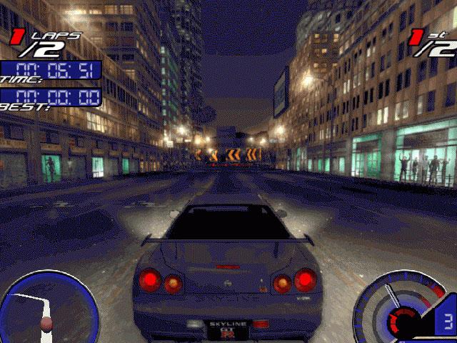 极品醉车(Juiced)免CD硬盘版截图1