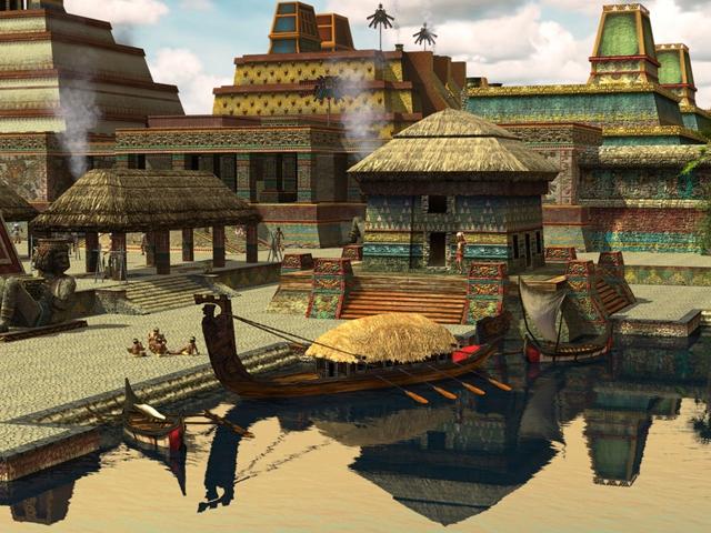 帝国时代3酋长中文免安装版截图4