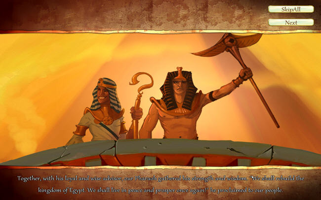 法老的命运(Pharaoh)完美硬盘版截图0