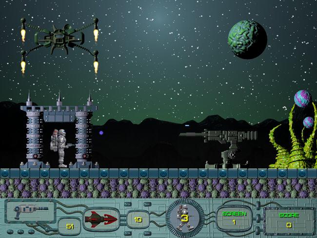 太空人1(ExolonEpisodeI)绿色破解版截图1