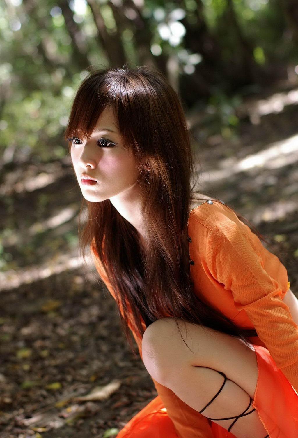 赵萌萌照片_清纯MM被炒作成日本女优,游戏厂商宣传不择手段_乐游网