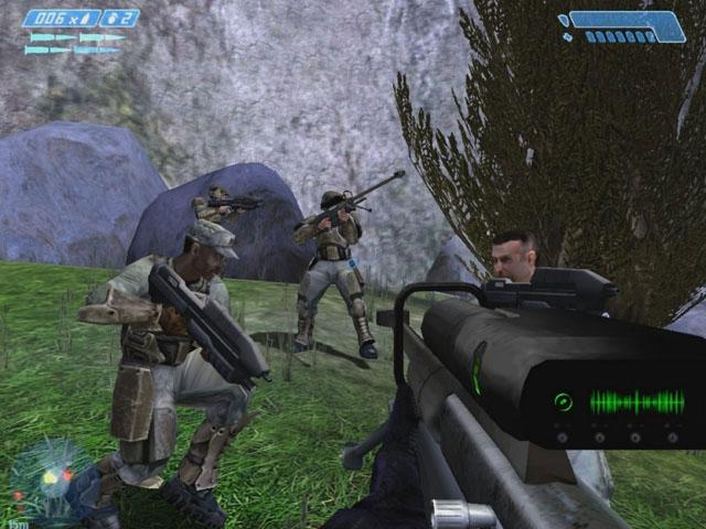 光晕:战争进化(Halo: Combat Evolved)中文硬盘版截图2
