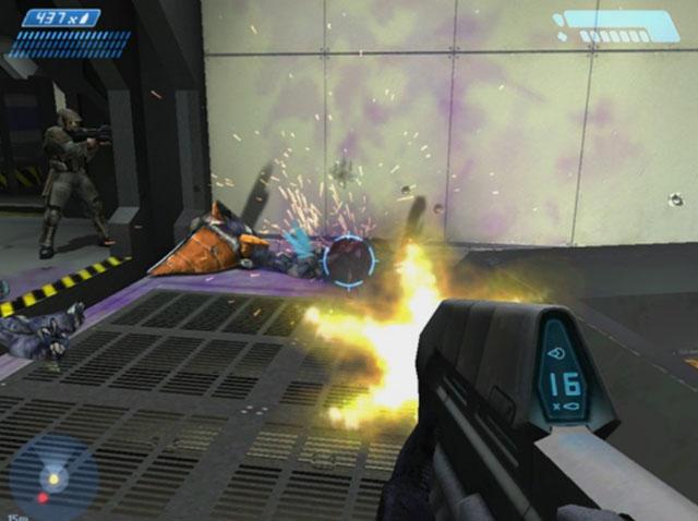 光晕:战争进化(Halo: Combat Evolved)中文硬盘版截图4