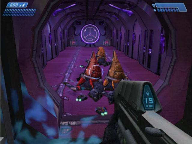 光晕:战争进化(Halo: Combat Evolved)中文硬盘版截图5