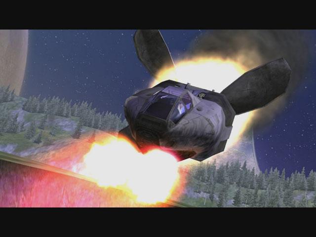 光晕:战争进化(Halo: Combat Evolved)中文硬盘版截图7