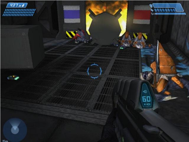 光晕1(Halo)中文汉化硬盘版截图1