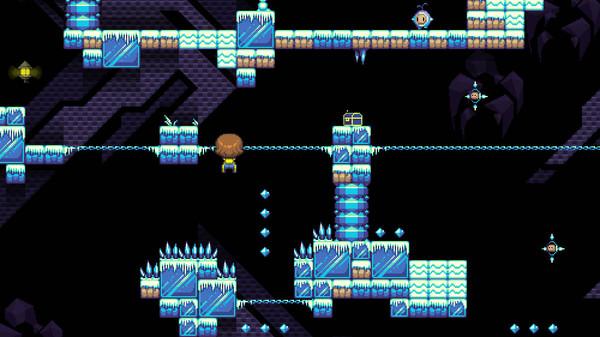 酷比垂直冒险(Tobe's Vertical Adventure)完美硬盘版截图1