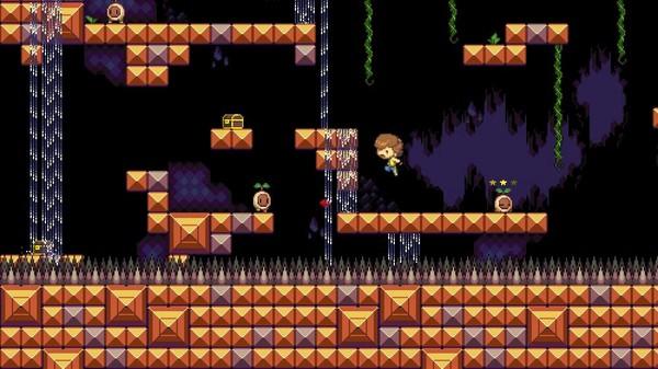 酷比垂直冒险(Tobe's Vertical Adventure)完美硬盘版截图2