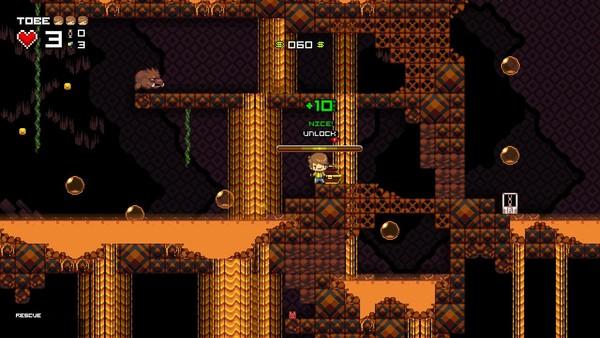 酷比垂直冒险(Tobe's Vertical Adventure)完美硬盘版截图4