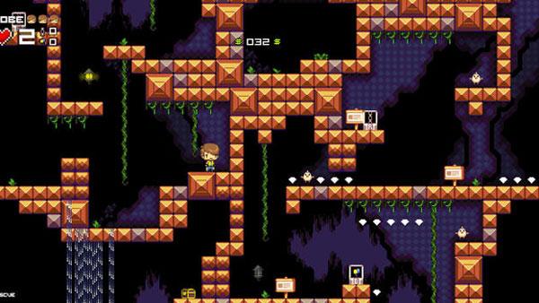 酷比垂直冒险(Tobe's Vertical Adventure)完美硬盘版截图5