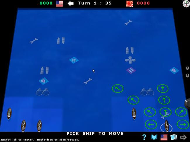 战舰象棋(BattleshipChess)绿色硬盘版截图0