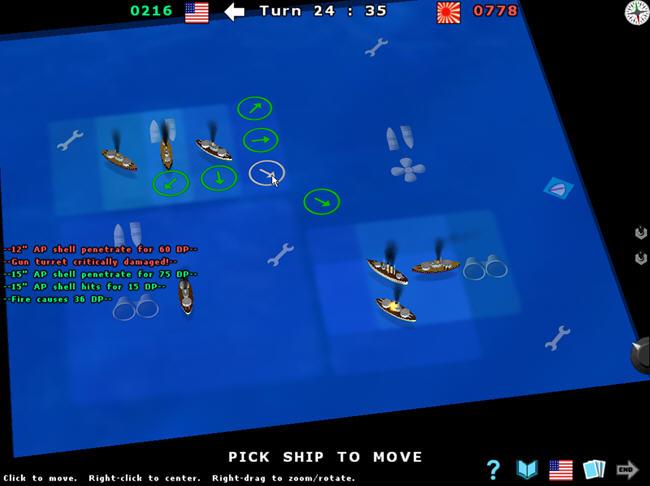 战舰象棋(BattleshipChess)绿色硬盘版截图2