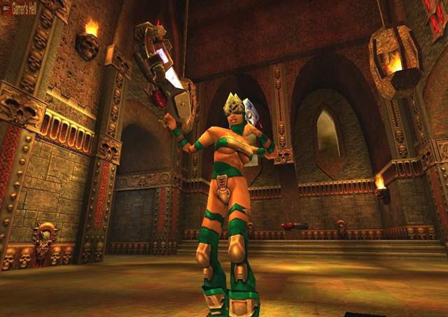 雷神之锤3:竞技场截图0