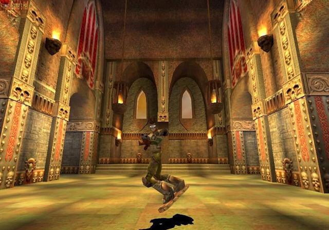 雷神之锤3:竞技场截图2