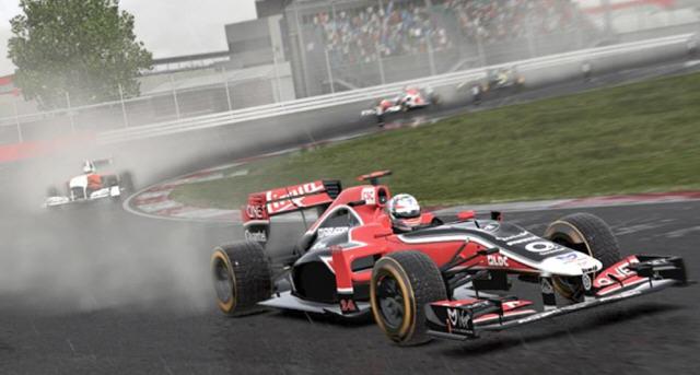 F1 2011 (一级方程式赛车2011)完整免安装版截图2