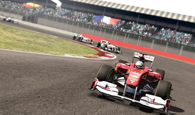 F1 2011 (一级方程式赛车2011)完整免安装版截图5