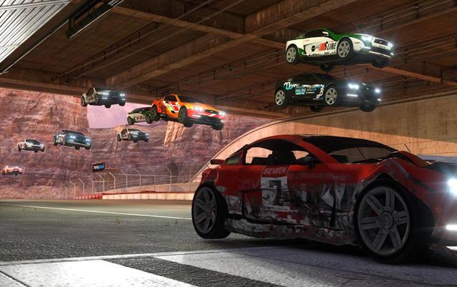 赛道狂飙2:峡谷截图5