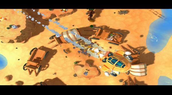 百战天虫:终极伤害完整硬盘版截图3