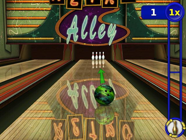 skunk studios制作发行的一款保龄球游戏.