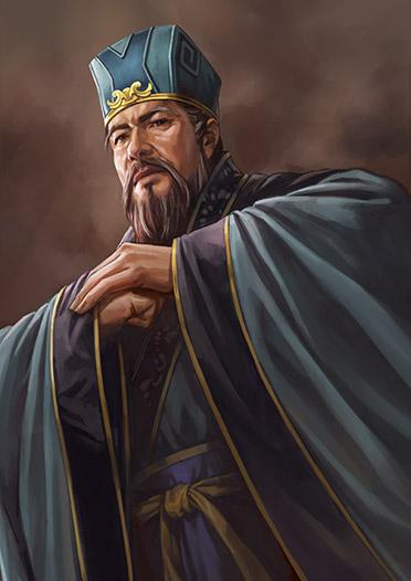 《三国志12》今日武将 刘表