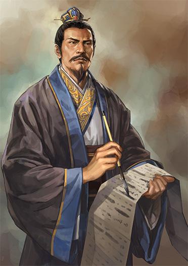 《三国志12》1月18日武将 贾诩